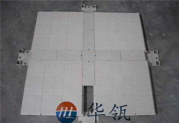 塑料网络地板展示