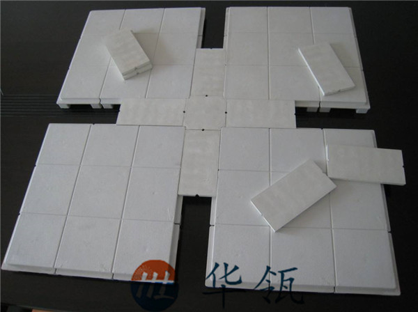 塑料网络地板展示产品细节