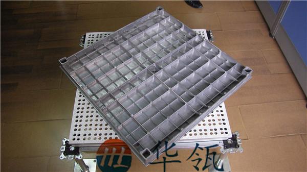 铝合金防静电地板3