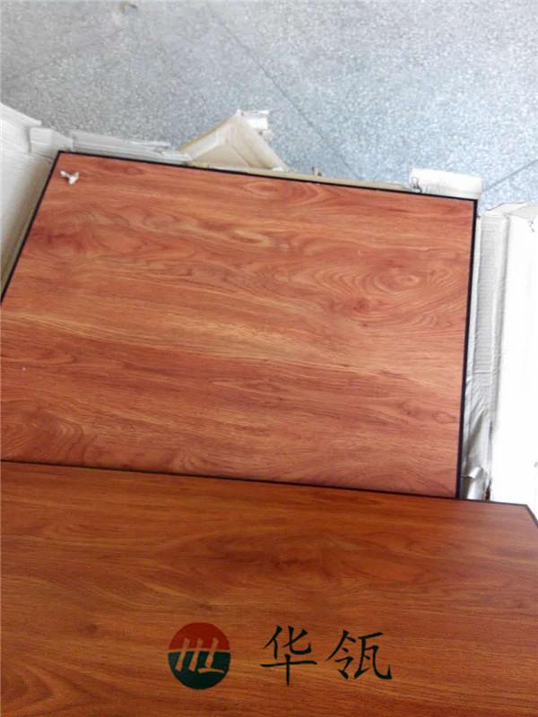 木质有边防静电板地板